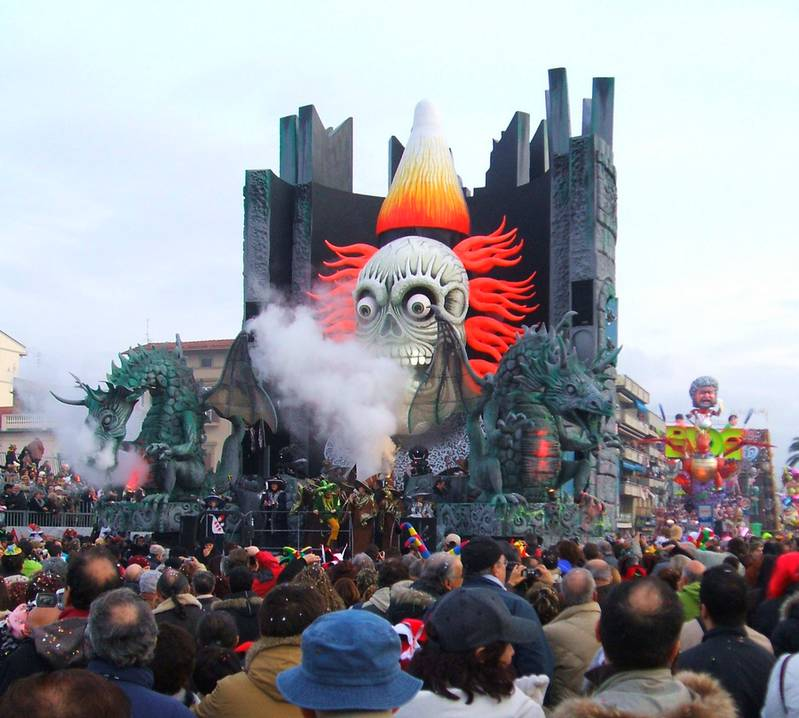 "photo ""Carnevale Italia"" tags: travel, reporting, Europe"