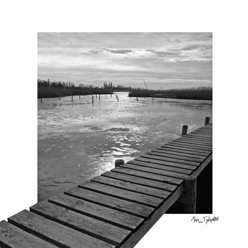 "photo ""Podersdorf II"" tags: landscape, winter"