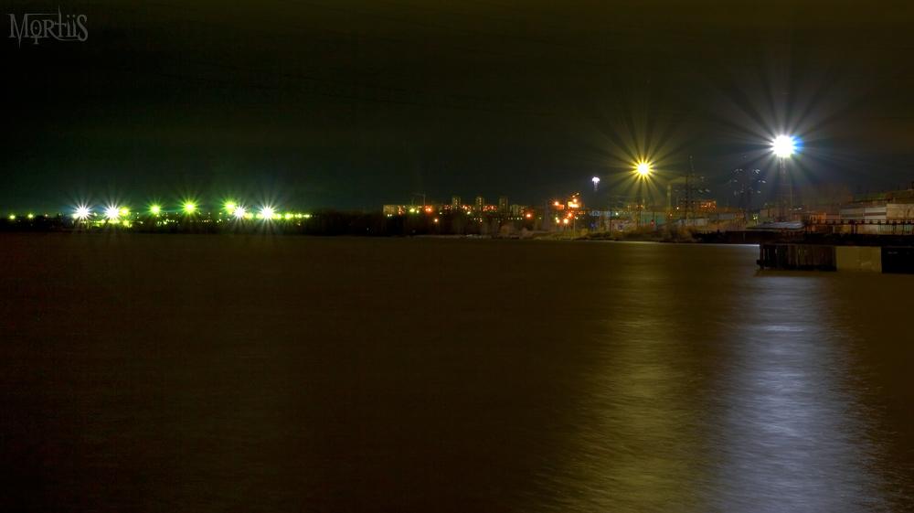 """фото """"Восход ночных светил"""" метки: пейзаж,"""