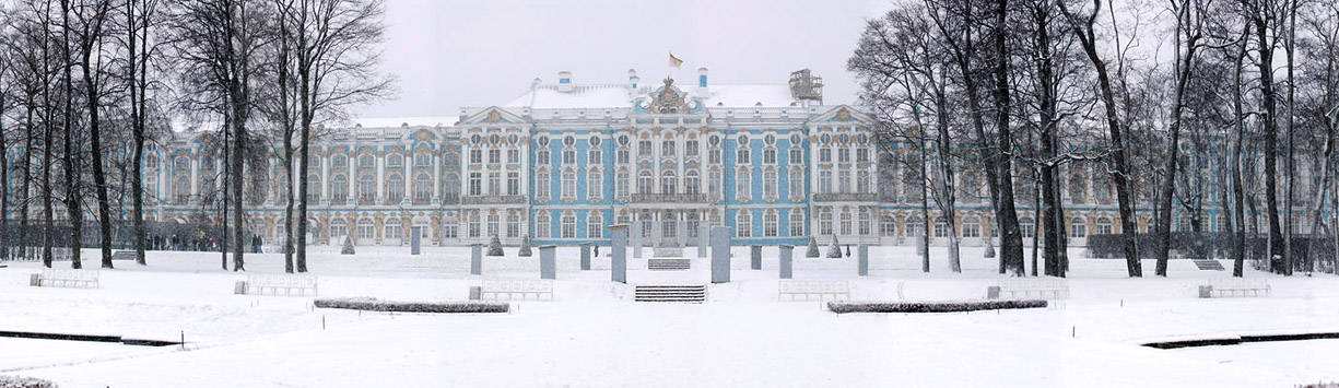 "photo ""Ekaterininskiy Palace St. Petersburg"" tags: architecture, landscape,"