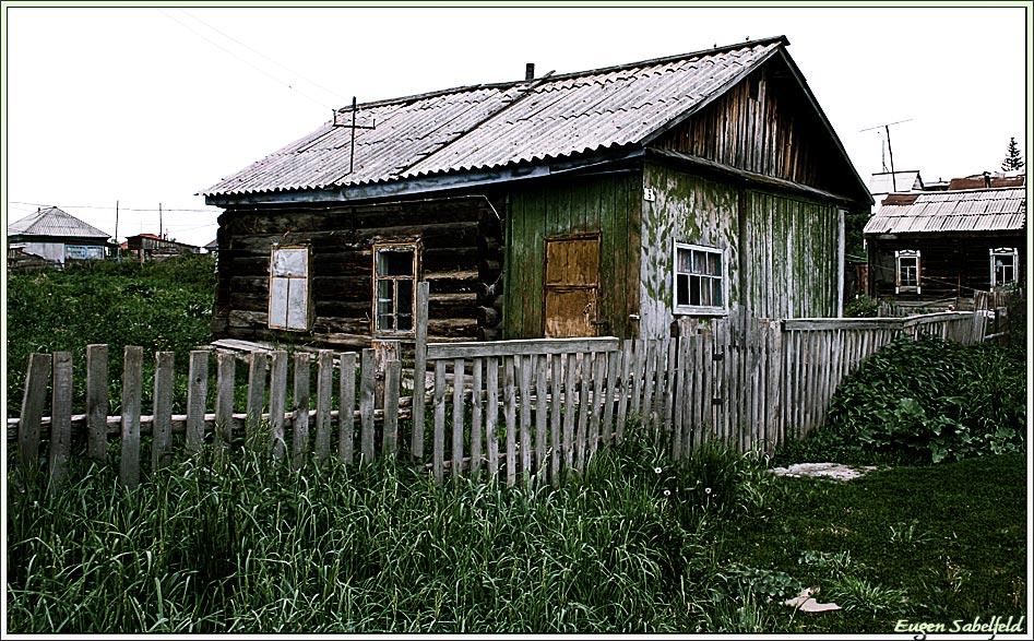 """фото """"Домик в деревне"""" метки: ,"""