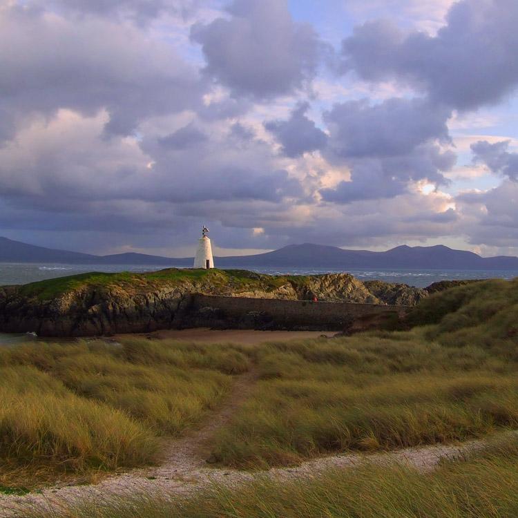 "фото ""Anglesey, Wales"" метки: пейзаж, закат"