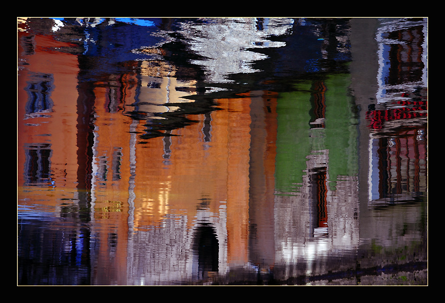 """photo """"Nature Like Painting"""" tags: abstract, architecture, landscape,"""