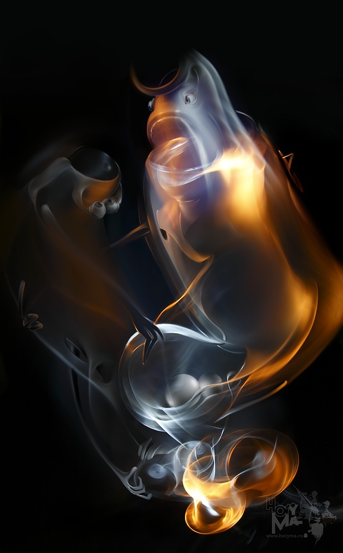 "photo ""7849 (""The painting of light - 2008"")"" tags: abstract, digital art,"