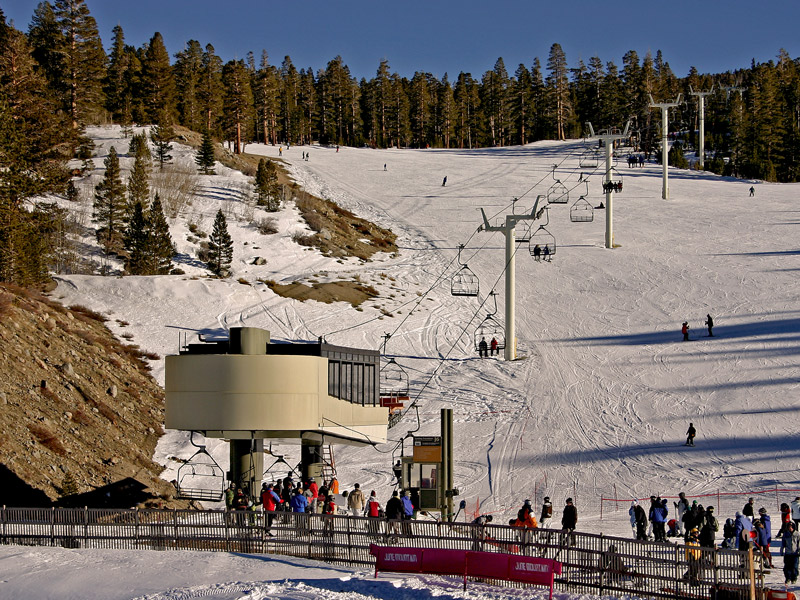"""photo """"Let's Go Skiing.jpg"""" tags: landscape, winter"""