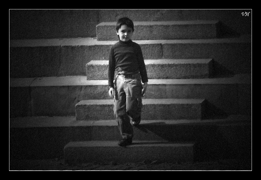 "фото ""Я иду"" метки: жанр, черно-белые,"