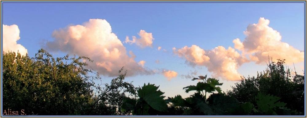 "фото ""Осенний вечер."" метки: ,"