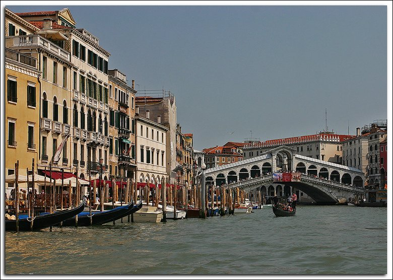 "photo ""Venice Classics 2"" tags: architecture, travel, landscape, Europe"