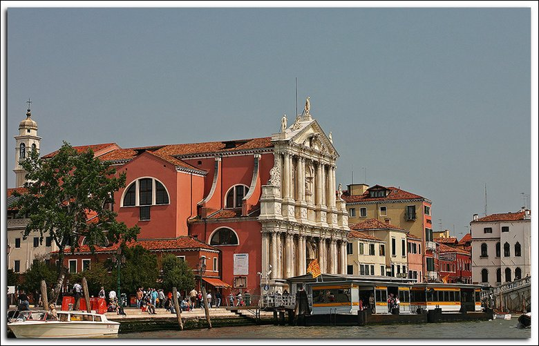 "photo ""Venice Classics 3"" tags: architecture, travel, landscape, Europe"