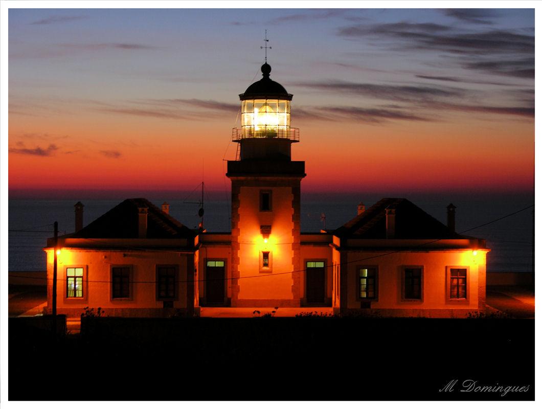 "photo ""Lighthouse"" tags: landscape, night"
