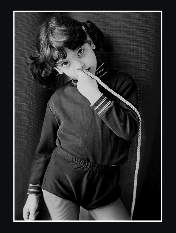 "photo ""portrait"" tags: portrait, black&white, children"