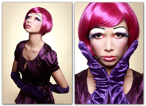 """photo """"#C#"""" tags: portrait, woman"""