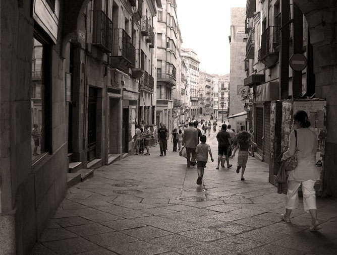 "photo ""Salamanca (Spain)"" tags: ,"