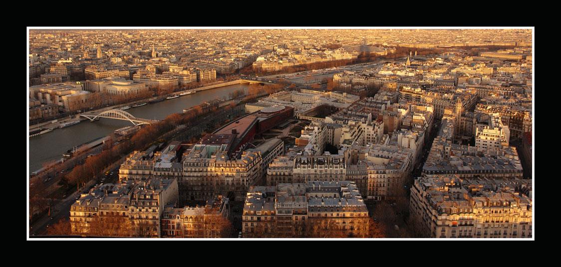 """photo """"Above Paris"""" tags: travel, architecture, landscape, Europe"""