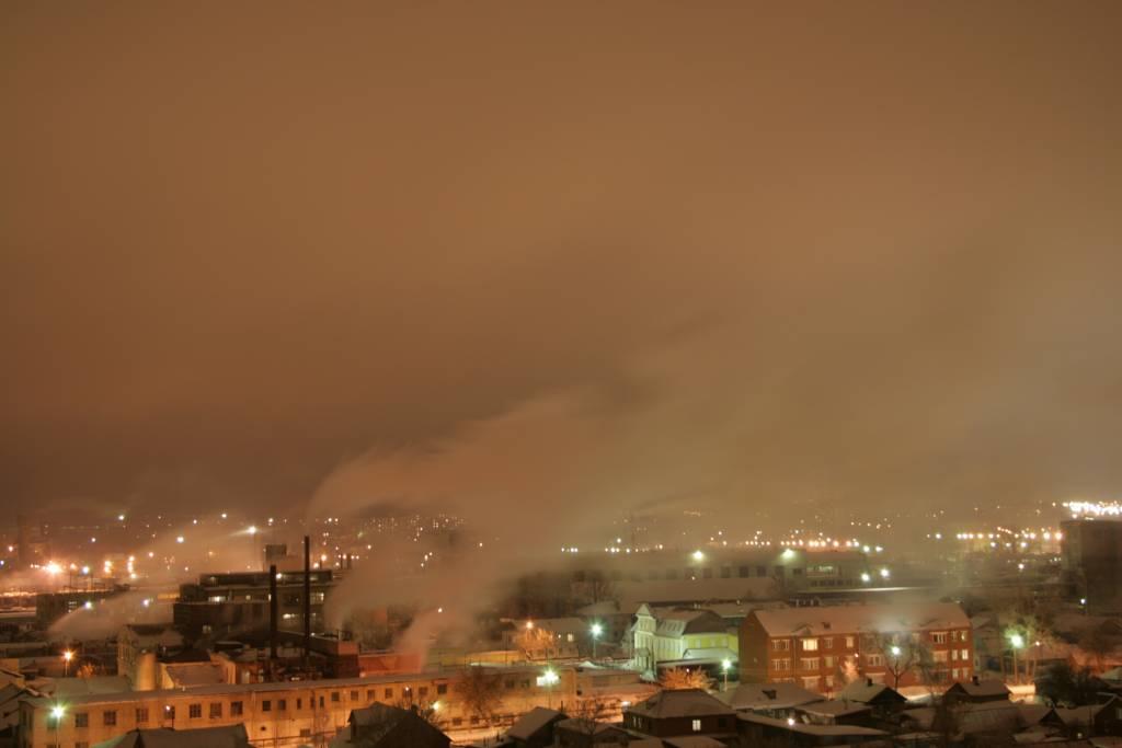 """фото """"Ночной Оренбург"""" метки: ,"""