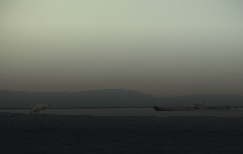 "photo ""Polar day at Ellesmere Island"" tags: landscape, travel, North America, summer"