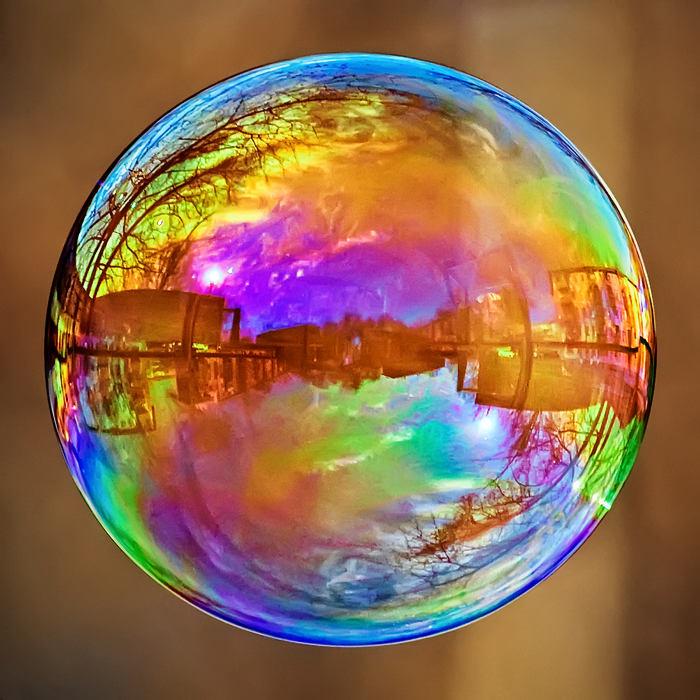 """фото """"Мир в мыльном пузыре"""" метки: пейзаж,"""