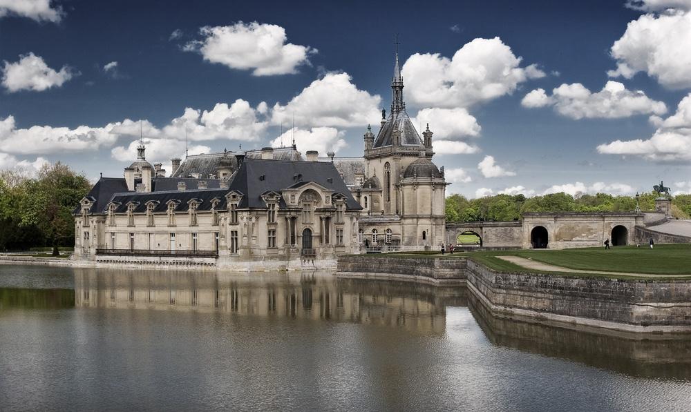 "photo ""Chateau de Chantilly"" tags: ,"
