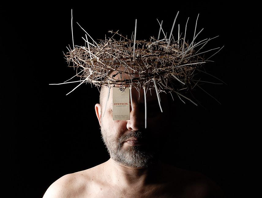 "photo ""something about headwear"" tags: portrait, genre,"