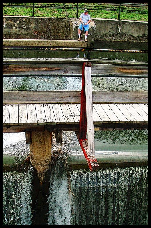 "photo ""Fishing"" tags: travel, North America"
