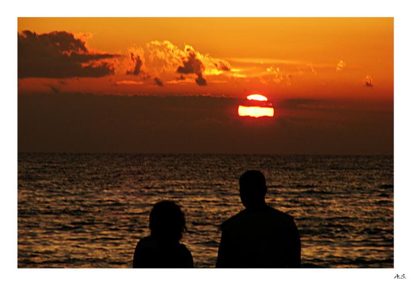 """photo """"***"""" tags: landscape, genre, sunset"""