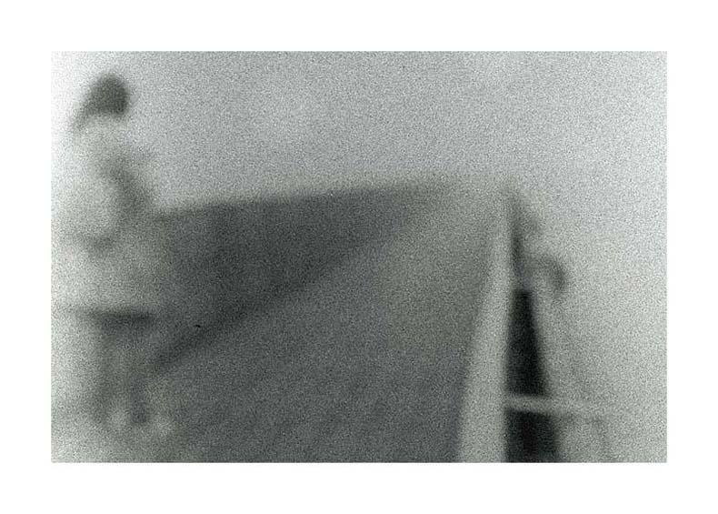 "photo ""Fog and Grain"" tags: black&white,"