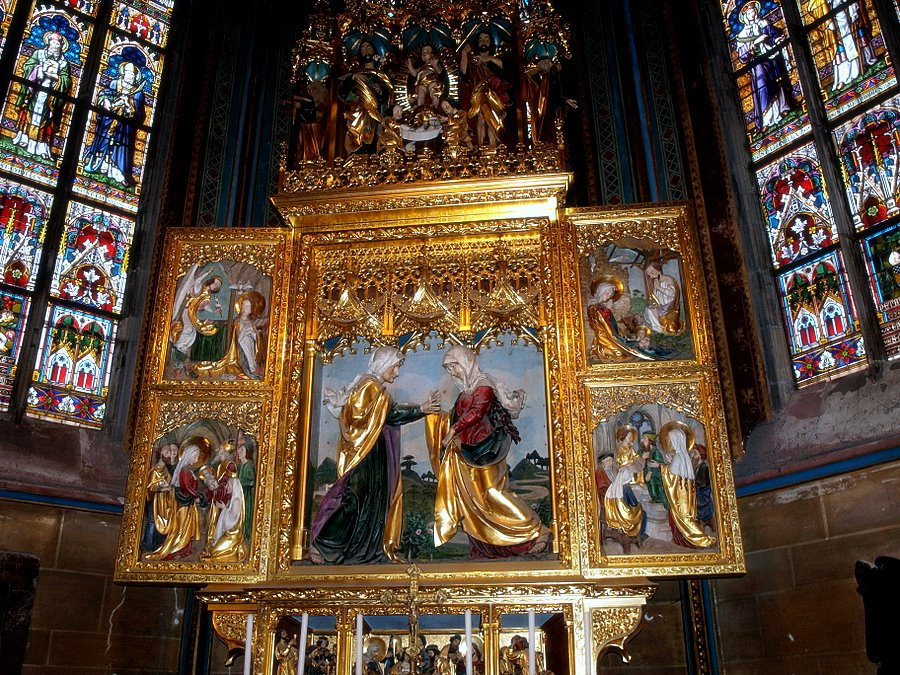 "photo ""Religious Art"" tags: travel, Europe"