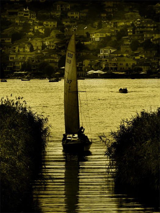 "photo ""OHRID lake"" tags: travel, Europe"