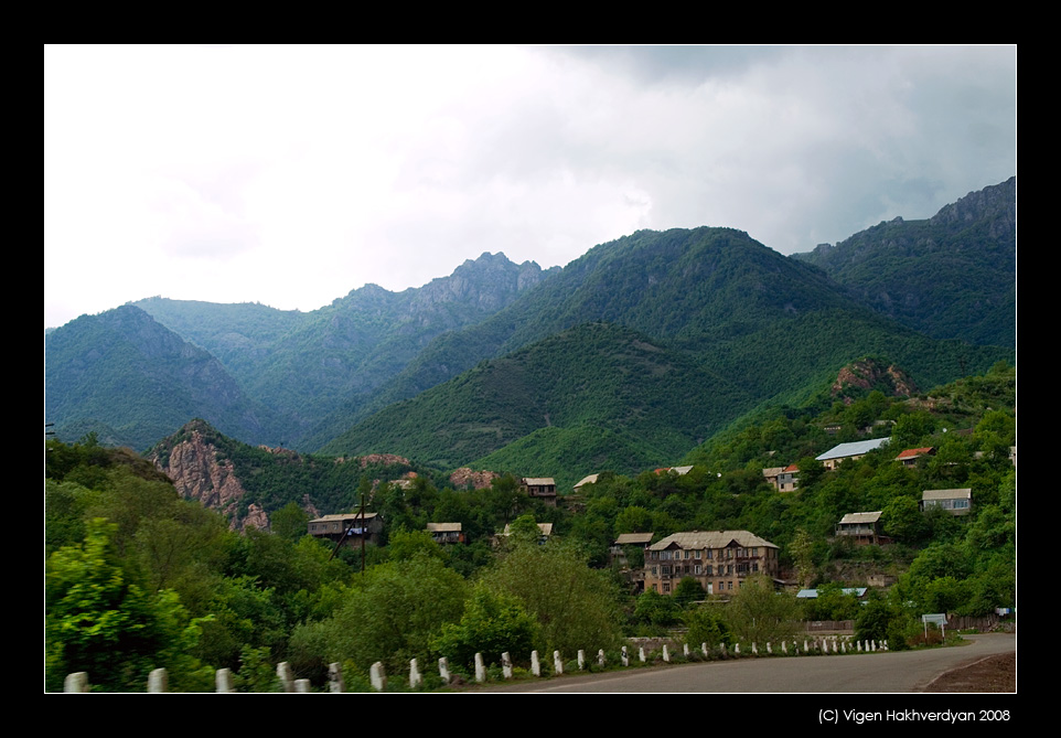 "photo ""Mountains of Alaverdi"" tags: landscape, travel,"