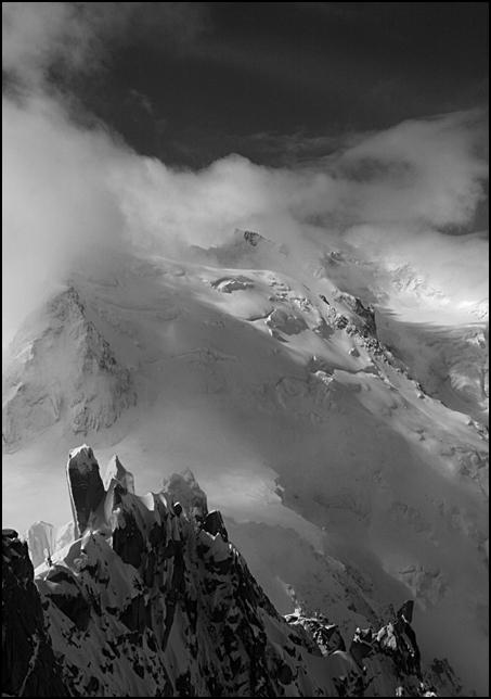 "photo ""The peak"" tags: landscape, mountains"