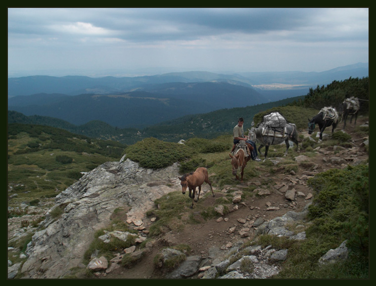 "photo ""Mountain pass -1"" tags: landscape, travel, Europe, mountains"