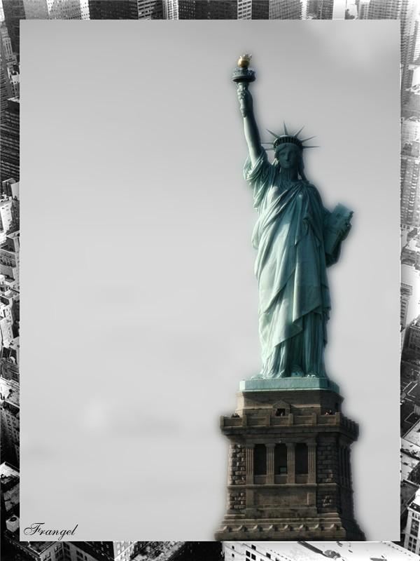 "photo ""Liberty Island"" tags: travel, misc., North America"