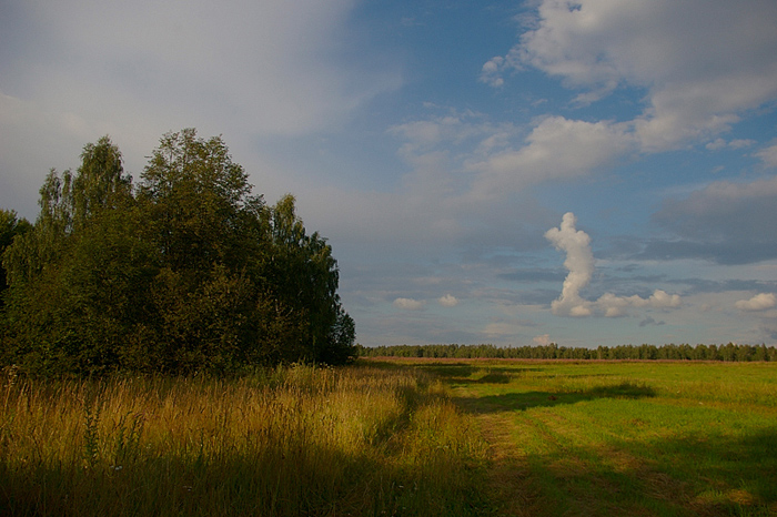 "photo ""***"" tags: landscape, clouds, summer"