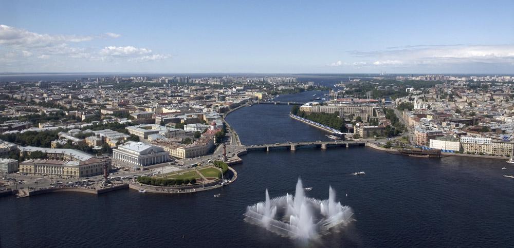 """photo """"Sankt Petersburg"""" tags: architecture, landscape,"""