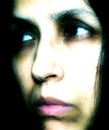 "фото ""Insidious"" метки: портрет, женщина"