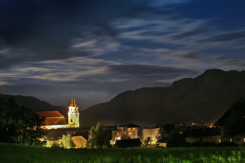 "фото ""Moonlight sonata"" метки: пейзаж, ночь"