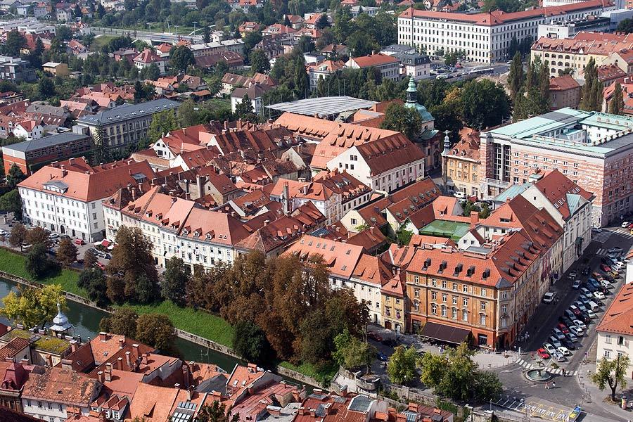 """фото """"Ljubljana"""" метки: путешествия, город,"""