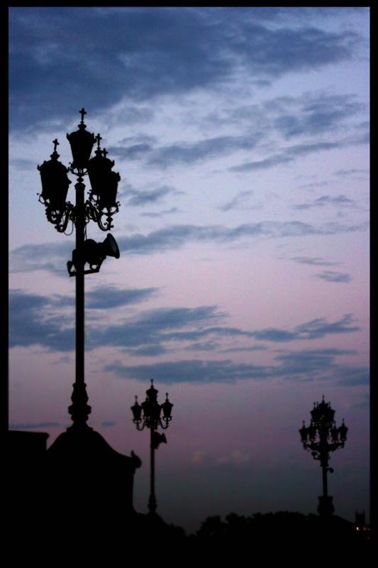 "фото ""MOSCOW MORNING..."" метки: город,"