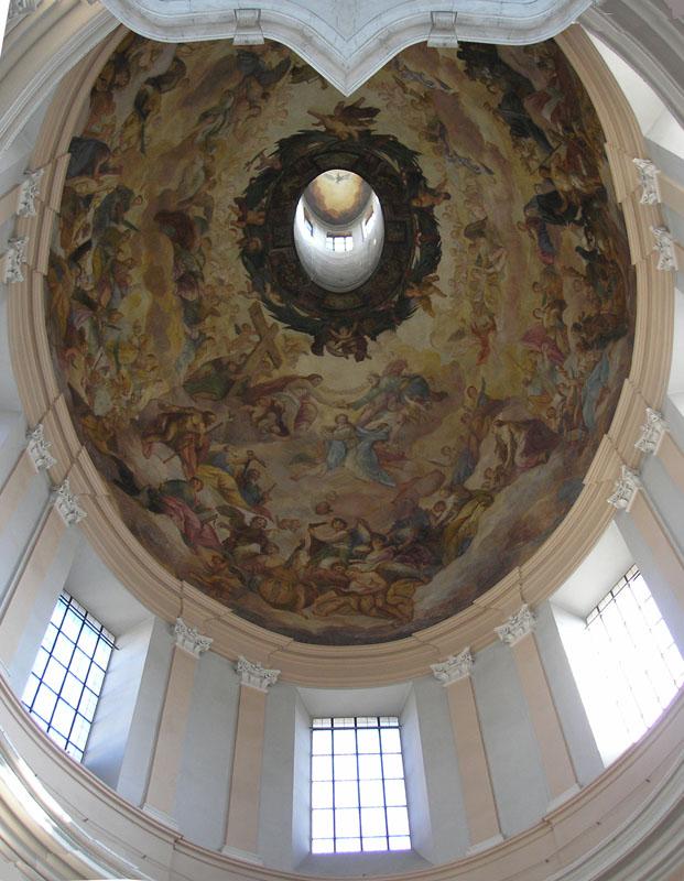 "фото ""Dreifaltigkeitskirche - Salzburg"" метки: ,"