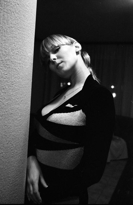 """фото """"Stacy"""" метки: портрет, черно-белые, женщина"""