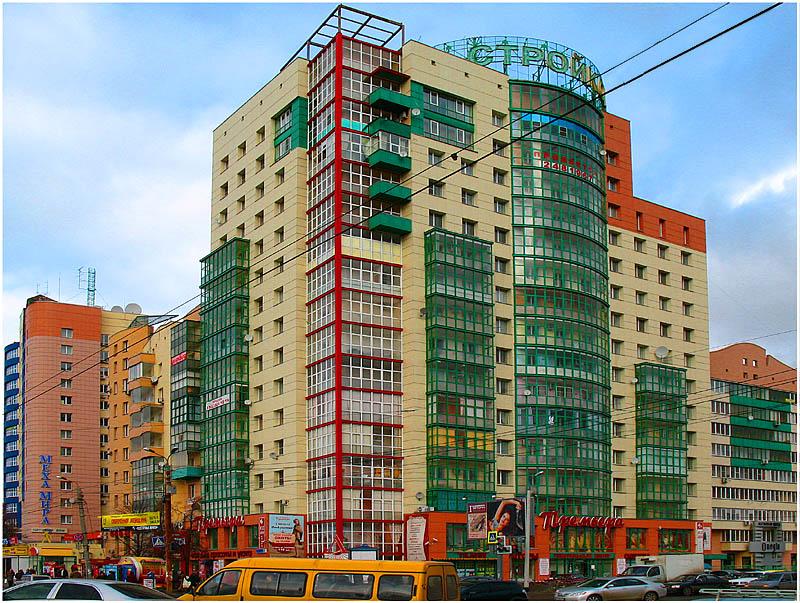 """фото """"Челябинск строится"""" метки: архитектура, пейзаж,"""
