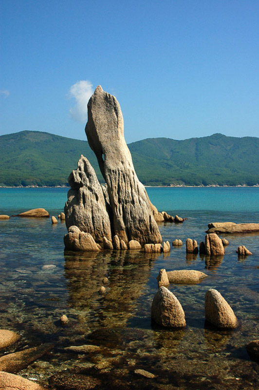 "фото ""Привет с Японского моря!"" метки: пейзаж, лето"