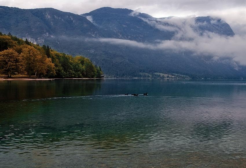 "фото ""Пробуждение."" метки: пейзаж, путешествия, Европа, облака"