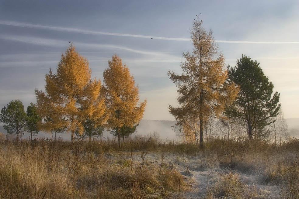 """фото """"Прощание с Осенью"""" метки: пейзаж, вода, осень"""