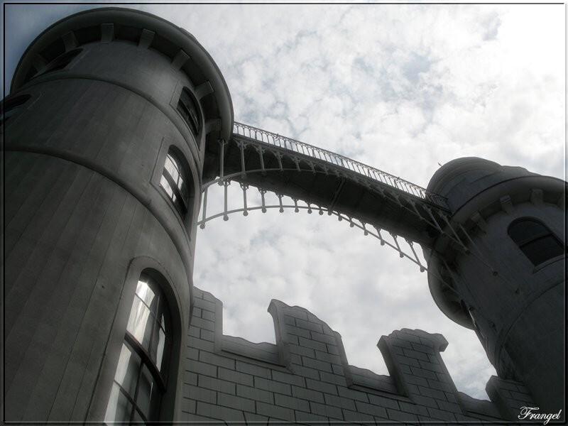 "фото ""A piece of Castle"" метки: фрагмент, архитектура, пейзаж,"