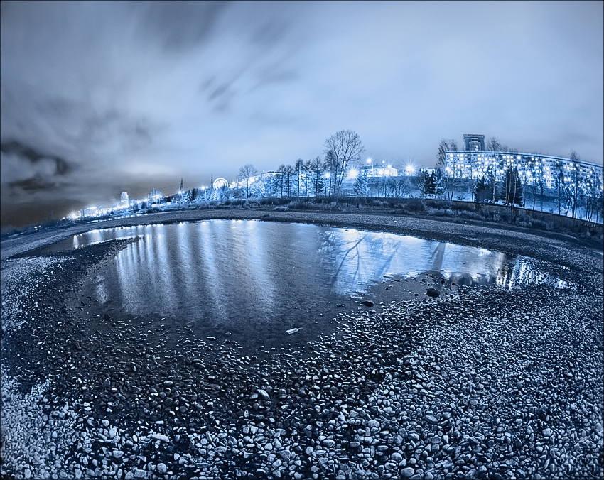 """фото """"* * *"""" метки: пейзаж, ночь"""
