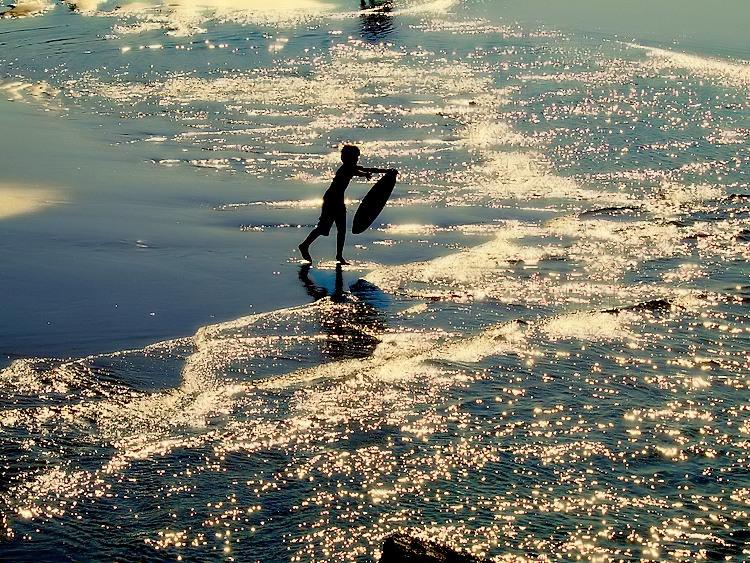 """фото """"The Beginning of a Big Dream...."""" метки: портрет, пейзаж, вода, дети"""