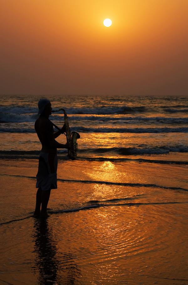 "фото ""музыка для волн"" метки: пейзаж, закат"