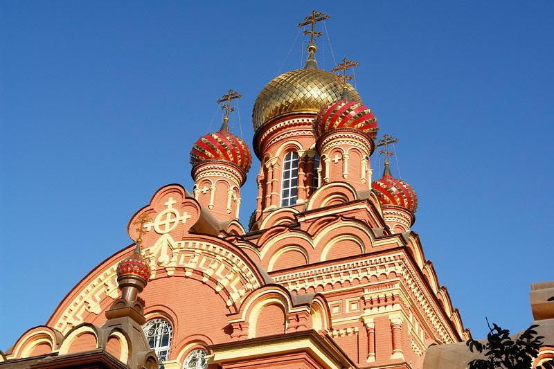 """фото """"Астрахань.Иоанно-Предтеченский монастырь"""" метки: путешествия,"""