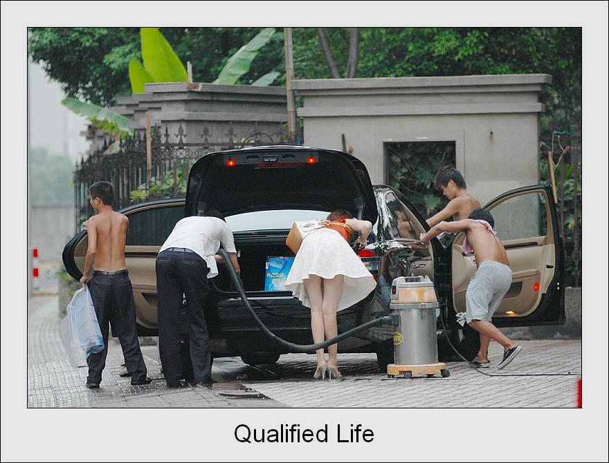 """фото """"Different Quality Lives"""" метки: репортаж, путешествия, Азия"""